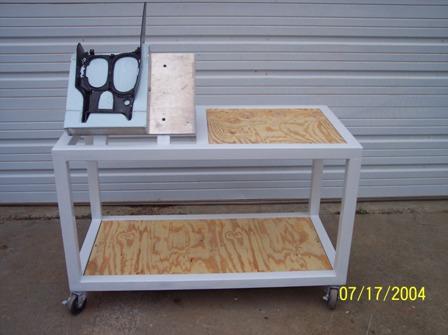 machine shop fabrication
